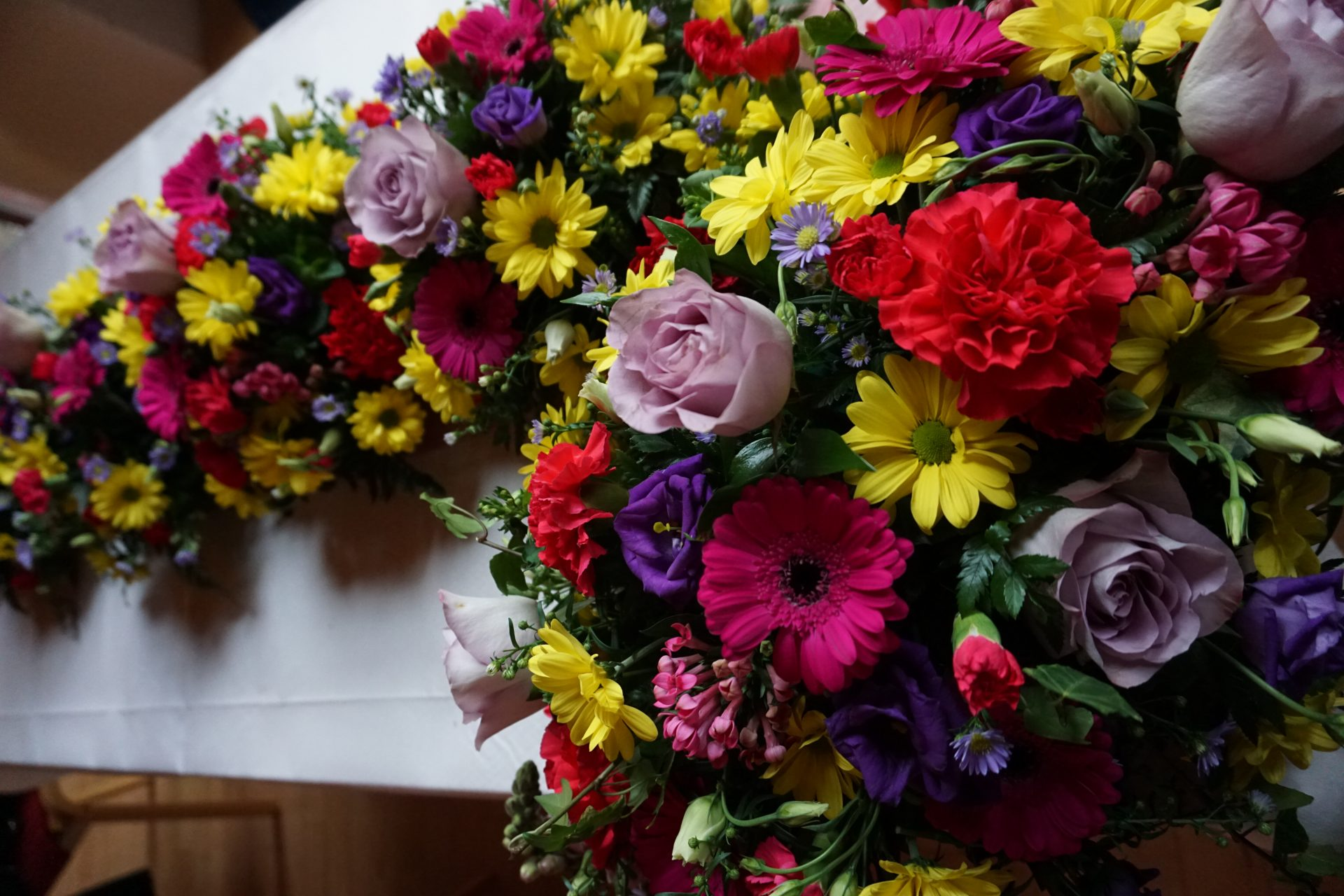 Chloe and Andrew's wedding
