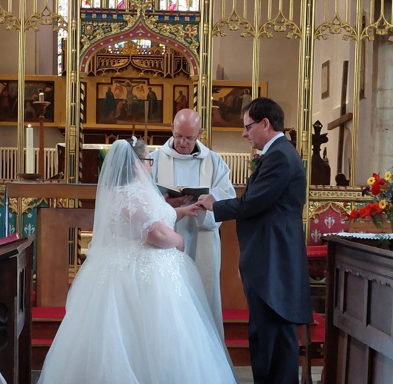 Camphill MK Wedding