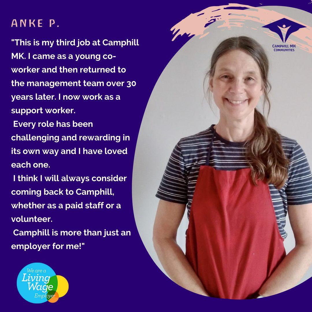 Camphill MK - Not you average employer